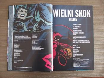 WKKDCC#11: Catwoman: Wielki skok Seliny