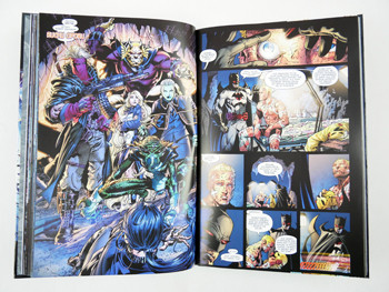 WKKDCC#60: Flashpoint: Punkt krytyczny - prezentacja komiksu