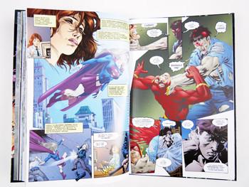 WKKDCC#62: Amerykańska Liga Sprawiedliwości: Siła Wyższa - prezentacja komiksu