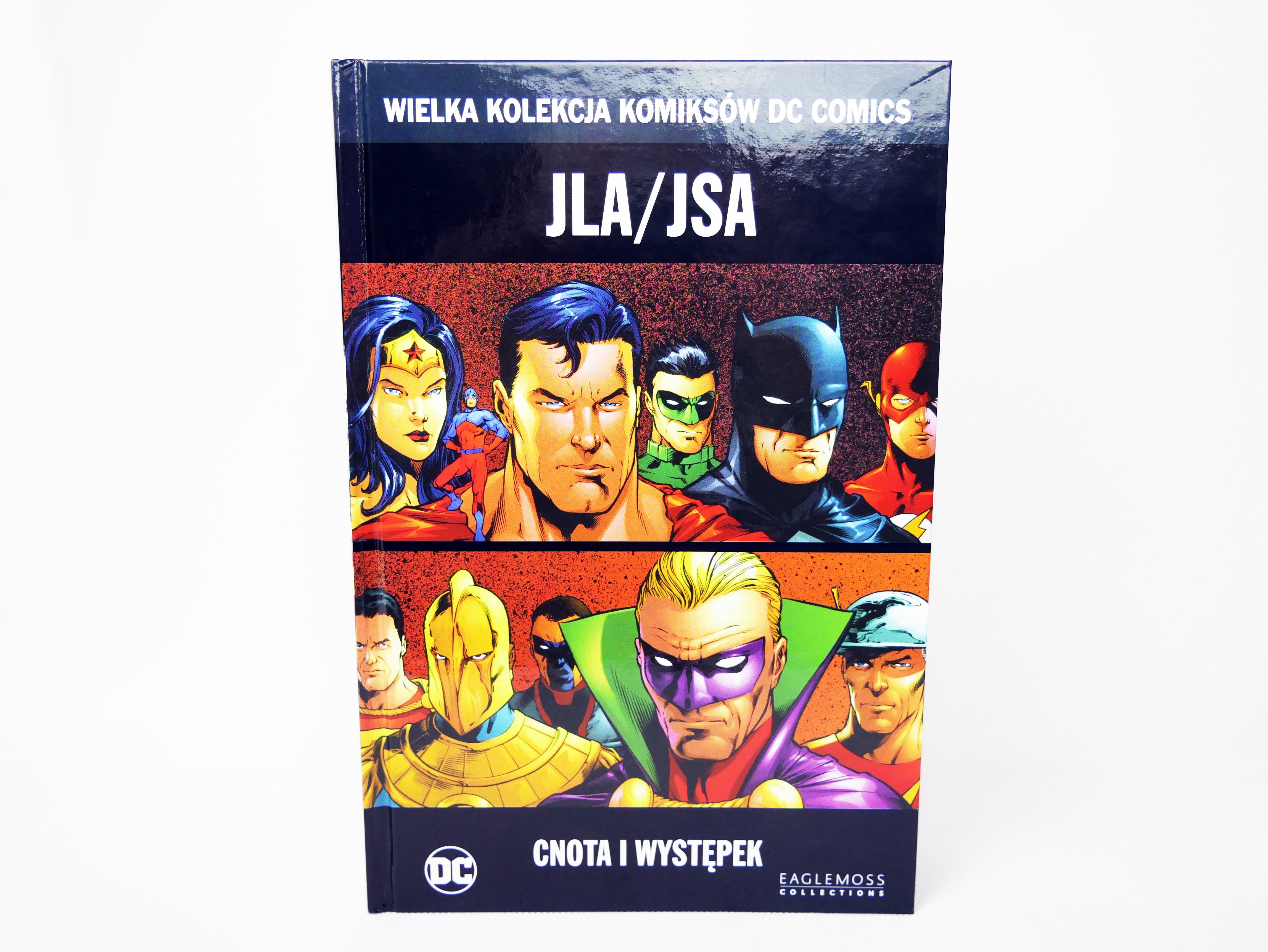 WKKDCC#64: JLA/JSA: Cnota i występek - prezentacja komiksu