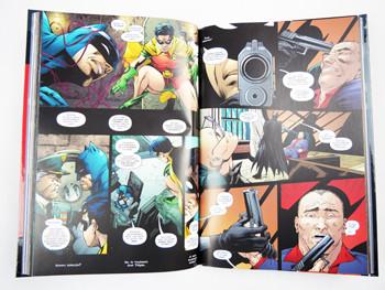WKKDCC#65: Batman: Czarna Rękawica - prezentacja komiksu