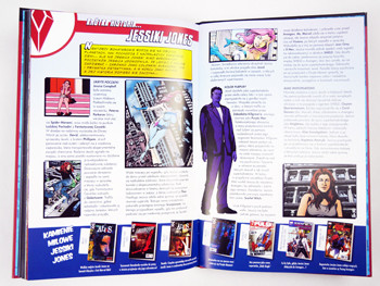 Superbohaterowie Marvela#56: Jessica Jones - prezentacja komiksu