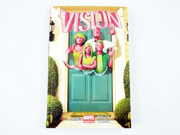 Vision tom 1 - prezentacja komiksu