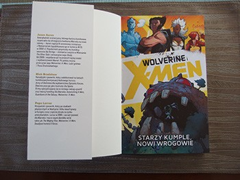 Wolverine and the X-Men tom 4: Starzy kumple, nowi wrogowie