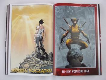 Wolverine tom 2 - prezentacja komiksu