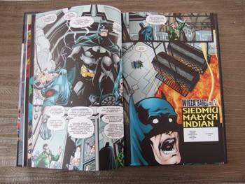 WKKDCC#13: Amerykańska Liga Sprawiedliwości: Wieża Babel
