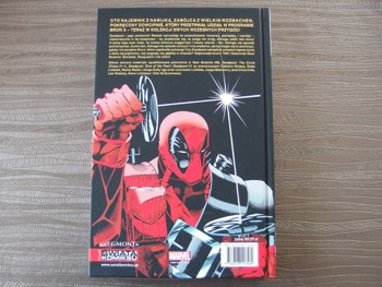 Deadpool Classic tom 1