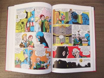Superbohaterowie Marvela#4: Kapitan Ameryka