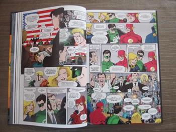 WKKDCC#15: Amerykańska Liga Sprawiedliwości: Rok Pierwszy część 1