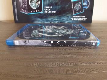 Obcy kolekcja Blu-ray tom 1: Obcy. Ósmy pasażer Nostromo