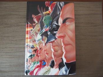 Sprawiedliwość - Alex Ross wydanie od Mucha Comics