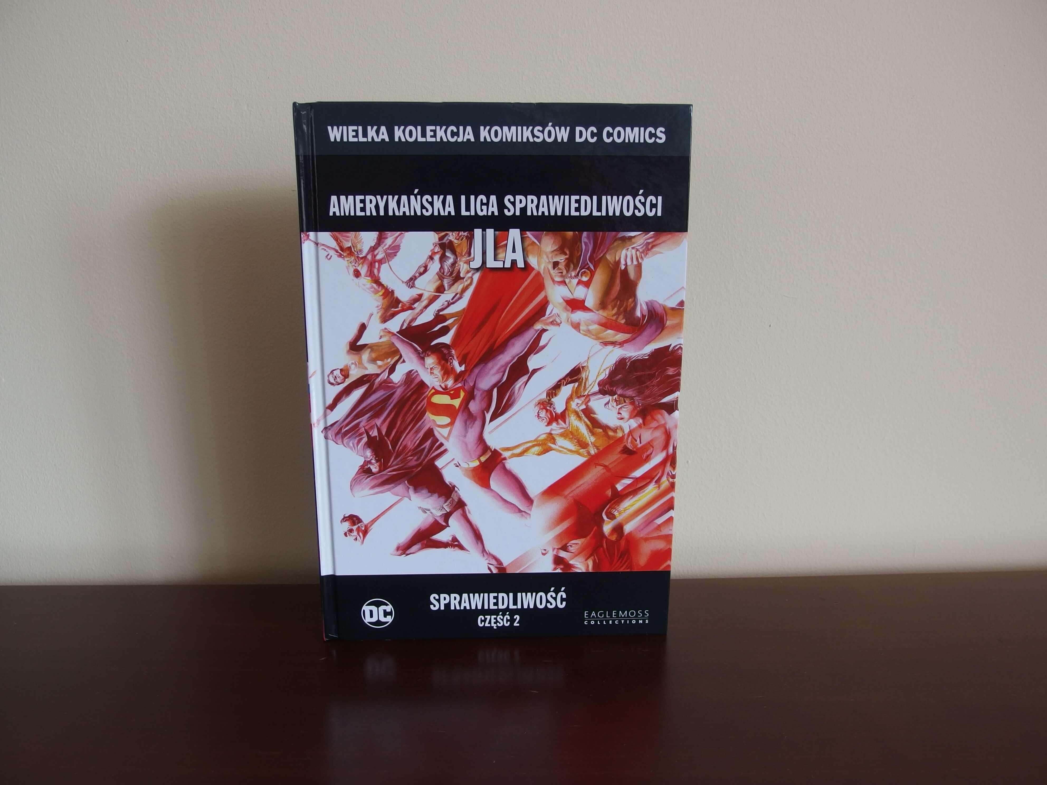 WKKDCC#21: JLA: Sprawiedliwość część 2