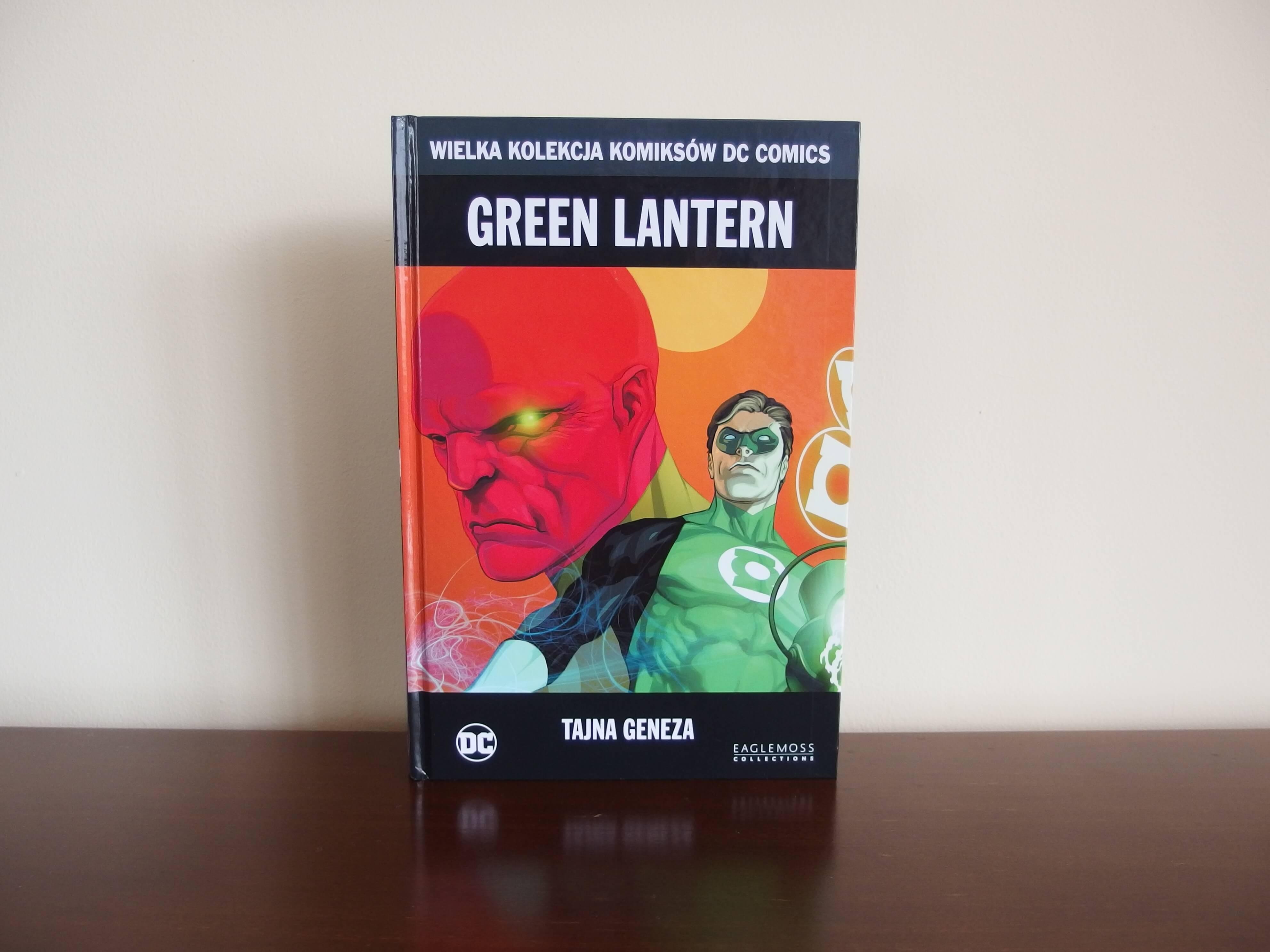 WKKDCC#23: Green Lantern: Tajna Geneza