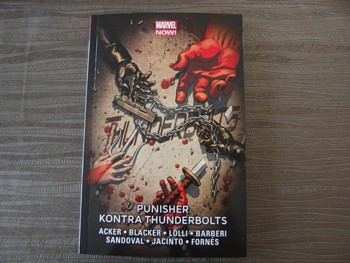 Thunderbolts tom 5: Punisher kontra Thunderbolts
