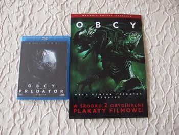 Obcy kolekcja Blu-ray tom 7: Obcy kontra Predator: Requiem