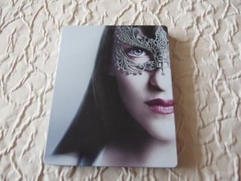 Ciemniejsza Strona Greya -Blu-ray steelbook