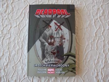 Deadpool tom 7: Grzech pierworodny