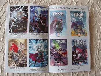 Thor Gromowładny tom 4: Ostatnie dni Midgardu