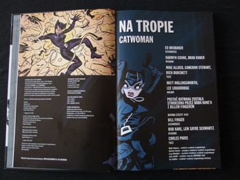 WKKDCC#28: Catwoman: Na tropie Catwoman