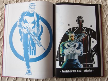 Superbohaterowie Marvela#19: Punisher