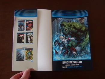 Suicide Squad tom 1: Czarne więzienie