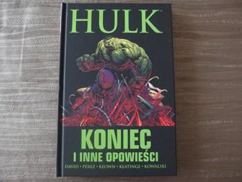 Hulk: Koniec i inne opowieści