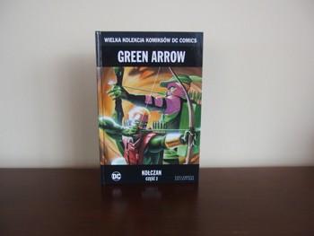 WKKDCC#4: Green Arrow: Kołczan, część 2 - okładka