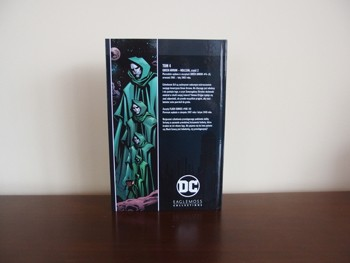 WKKDCC#4: Green Arrow: Kołczan, część 2 - okładka - tył