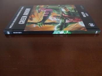 WKKDCC#4: Green Arrow: Kołczan, część 2 - grzbiet