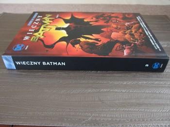 Wieczny Batman tom 3 - grzbiet