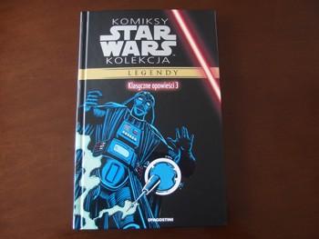 Kolekcja Komiksy Star Wars#3: Klasyczne Opowieści tom 3