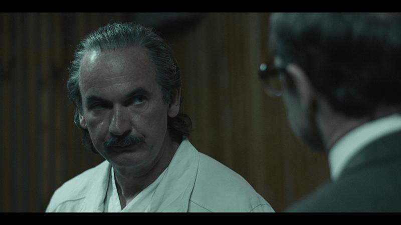 Paul Ritter w serialu Czarnoby