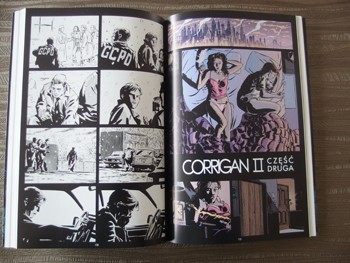 Gotham Central tom 4: Corrigan