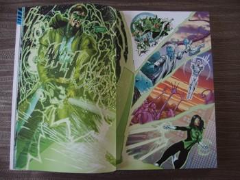 Hal Jordan i Korpus Zielonych Latarni tom 1: Prawo Sinestro