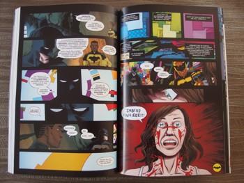 All-Star Batman tom1: Mój największy wróg