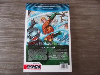 Aquaman tom 1: Utonięcie