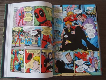 Deadpool Classic tom 3