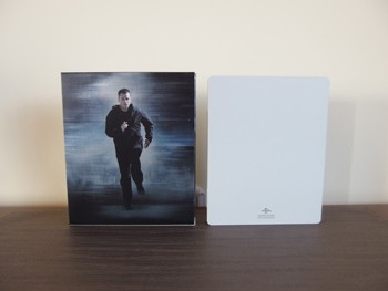 The Bourne Classifield Collection i Jason Bourne Steelbook