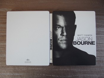 Jason Bourne Steelbook