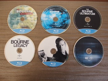 The Bourne Classifield Collection