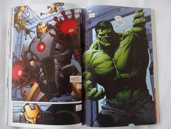 Hulk kontra Iron Man: Grzech pierworodny