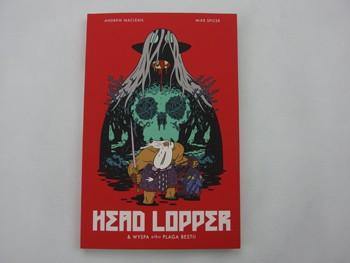 Head Lopper tom 1: Wyspa albo Plaga Bestii