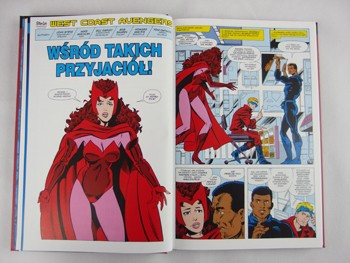 Superbohaterowie Marvela#26: Scarlet Witch