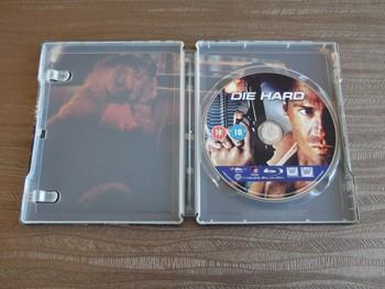 Szklana pułapka (Die Hard) Steelbook