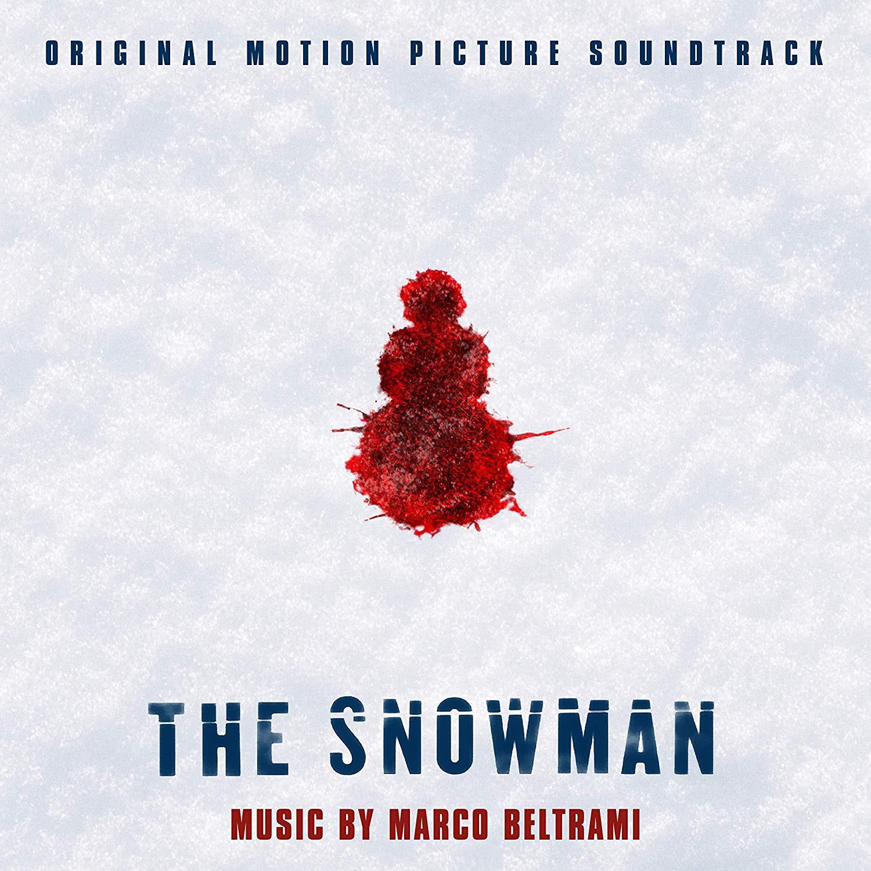 Pierwszy śnieg - okładka soundtracku CD