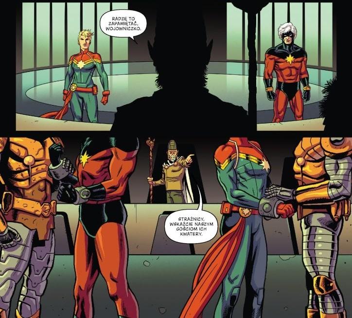 Pokolenia plansza z komiksu 2