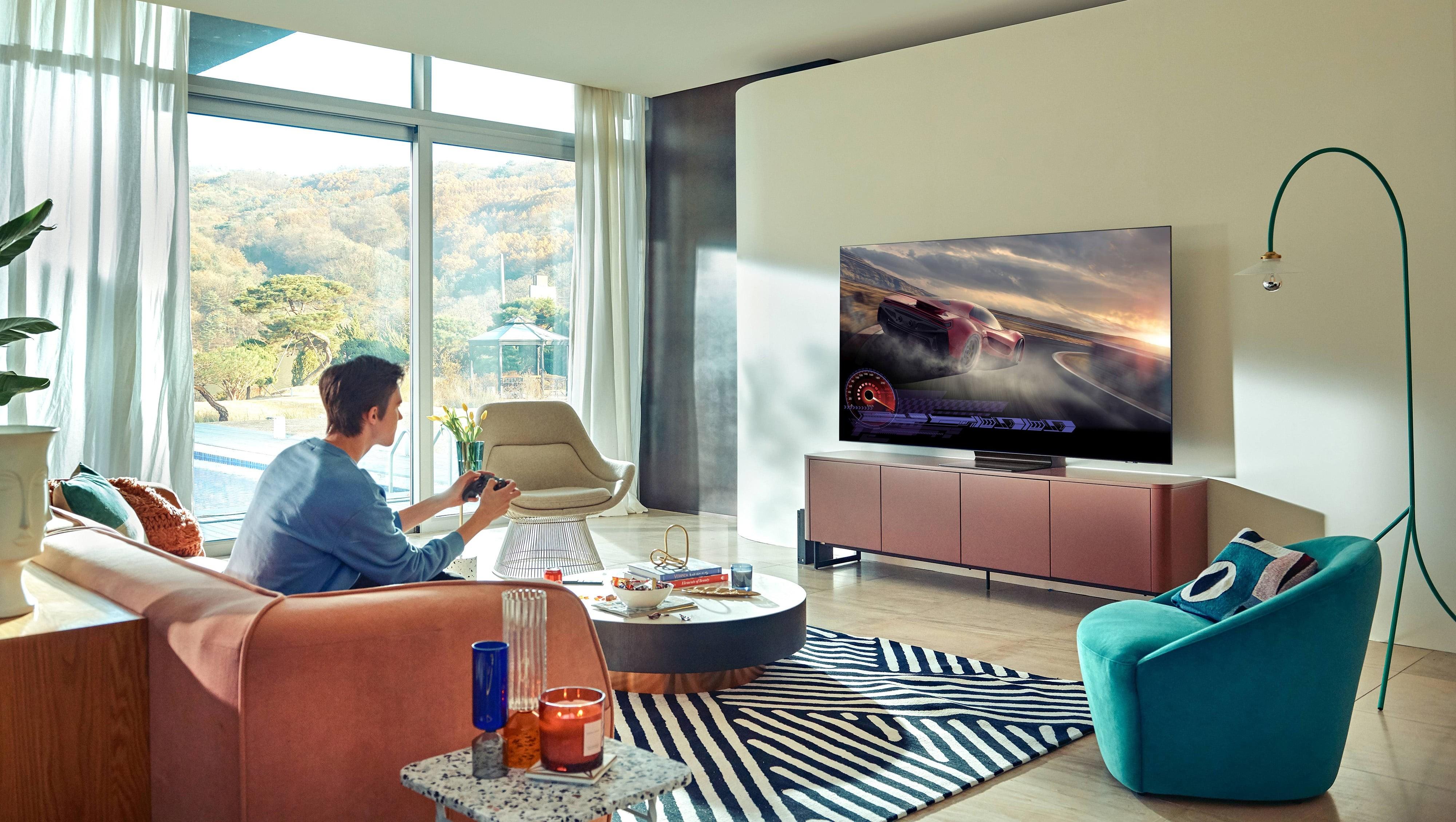 Nowe rozwiązania dla graczy w telewizorach Neo QLED