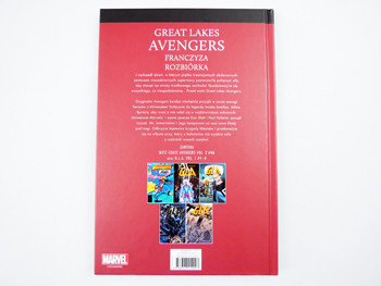 "Superbohaterowie Marvela #69: ""Great Lakes Avengers"" – prezentacja komiksu"