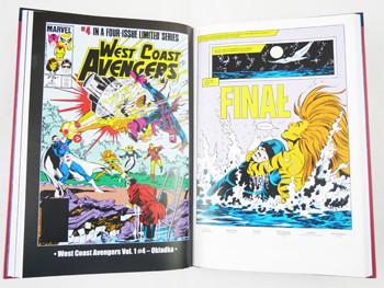 Superbohaterowie Marvela#63: West Coast Avengers - prezentacja komiksu