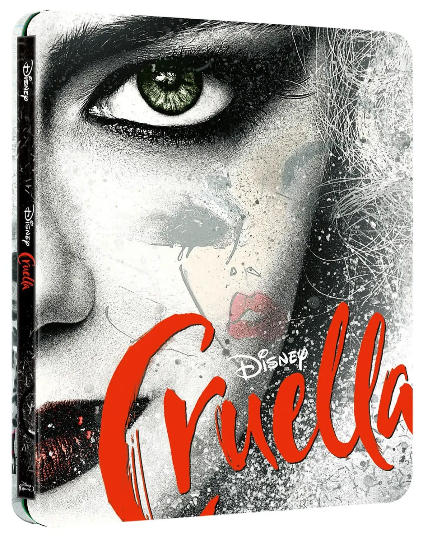 Cruella steelbook 4K UHD